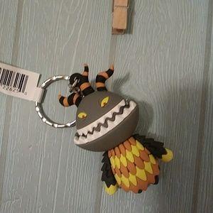NBC Harlequin Demon key chain